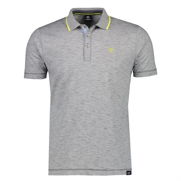 Lerros polo's Regular Fit 2043202 in het Blauw