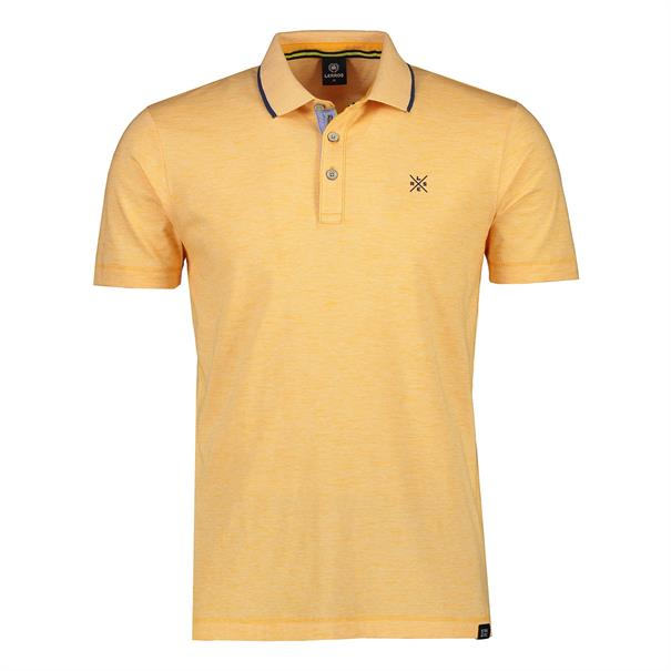 Lerros polo's Regular Fit 2043202 in het Rood