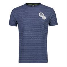 Lerros t-shirts 2043090 in het Licht Blauw