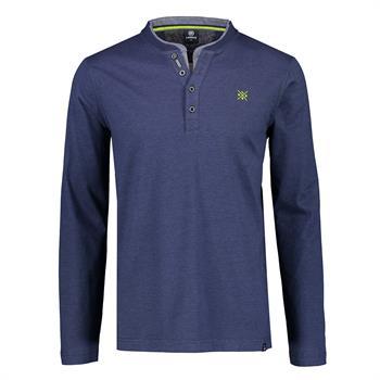 Lerros t-shirts 2084901 in het Marine