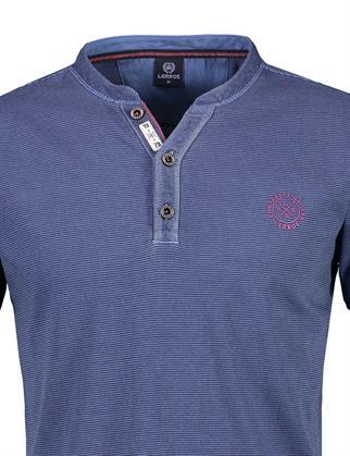 Lerros t-shirts 2123906 in het Blauw