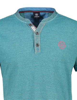 Lerros t-shirts 2123906 in het Licht Blauw
