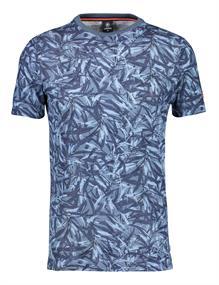 Lerros t-shirts 2143062 in het Blauw