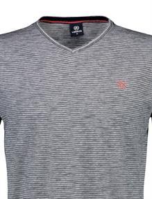 Lerros t-shirts 2143101 in het Marine