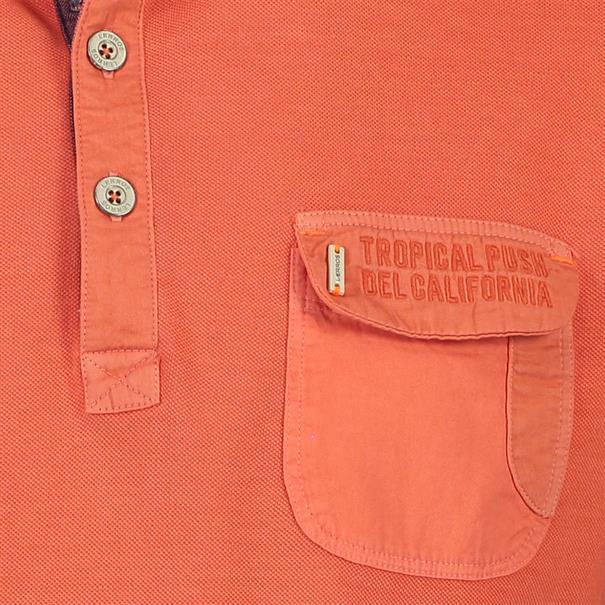Lerros t-shirts 2953280 in het Koraal