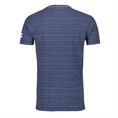 Lerros t-shirts Regular Fit 2043090 in het Licht Blauw