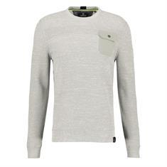 Lerros truien 2085015 in het Offwhite
