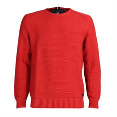 Lerros truien Regular Fit 29n5059 in het Rood