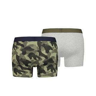 Levi's ondergoed 905026001 in het Olijf groen