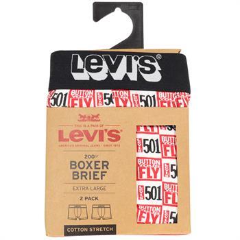 Levi's ondergoed 995010001 in het Rood