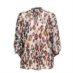 Liu Jo blouse fa0259 in het Beige