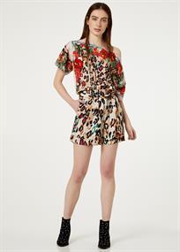 Liu Jo blouse fa0357 in het Beige