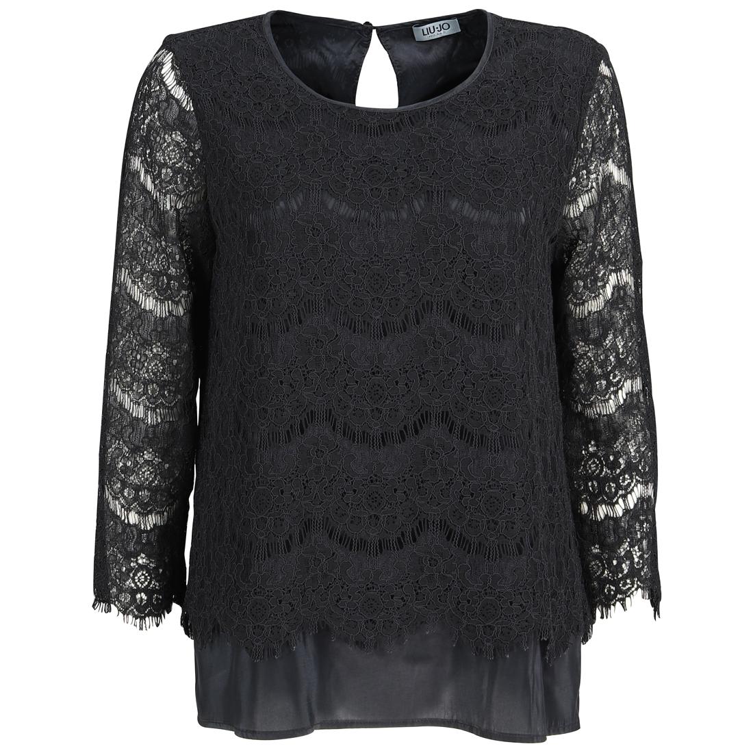 Image of Liu Jo blouse w68-294 in het Zwart