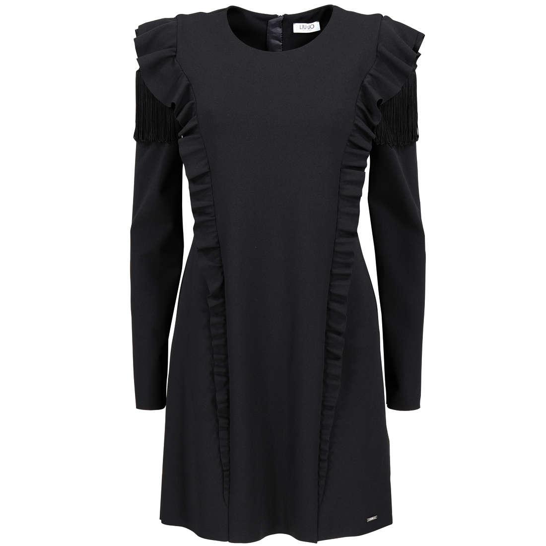 cacb910b4ed06 Liu Jo jurk f68-040 in het Zwart