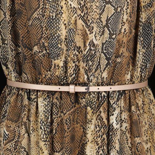 Liu Jo jurk f69-410 in het Camel