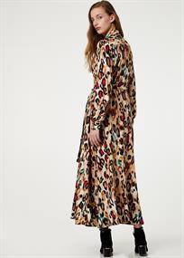 Liu Jo jurk fa0294 in het Beige