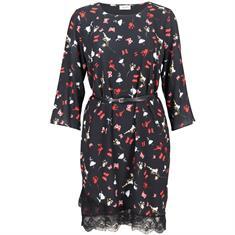 Liu Jo jurk w68-255 in het Zwart / Rood
