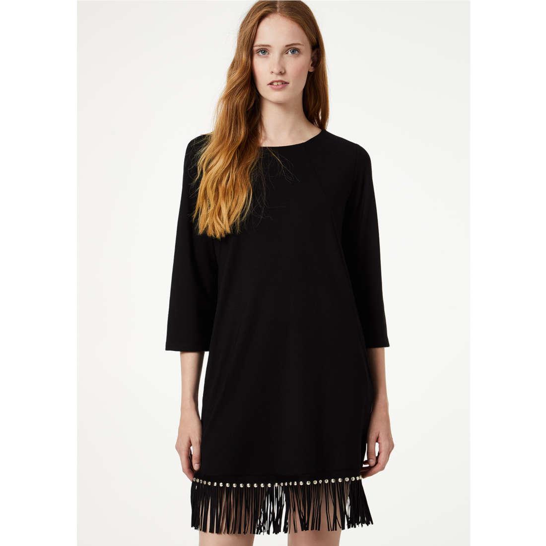 Liu Jo jurk w69-226 in het Zwart