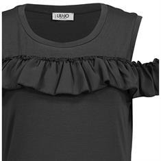 Liu Jo t-shirts f19101 in het Zwart