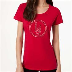 Liu Jo t-shirts t69-067 in het Rood