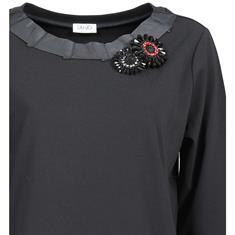 Liu Jo truien f68-180 in het Zwart