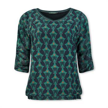 Lizzy & Coco blouse salmo in het Groen