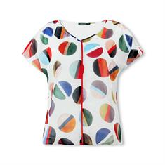 Lizzy & Coco blouse soes in het Multicolor