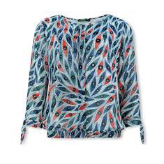 Lizzy & Coco blouse Syd in het Multicolor
