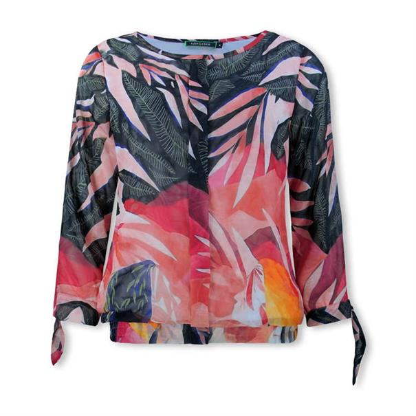 Lizzy & Coco blouse Syd in het Roze