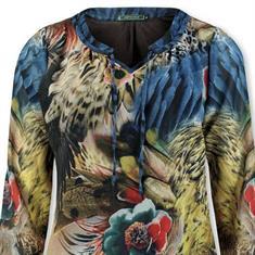 Lizzy & Coco blouse symba in het Oker