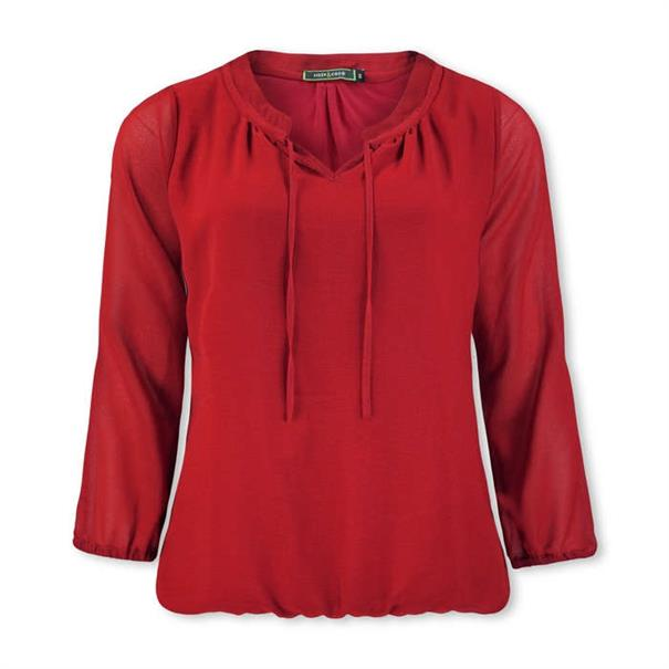 Lizzy & Coco blouse symba in het Rood