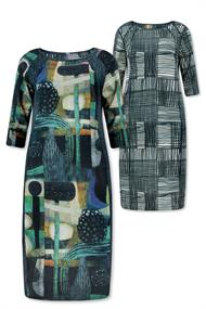 Lizzy & Coco jurk CECI in het Groen