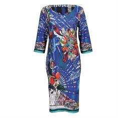 Lizzy & Coco jurk cus in het Blauw