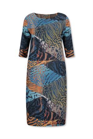 Lizzy & Coco jurk cyp in het Aqua