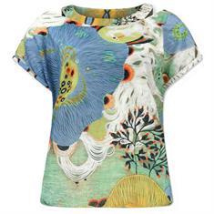 Lizzy & Coco t-shirts solly in het Licht Blauw