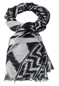 Marc Aurel accessoire 9327-1000-61186 in het Zwart / Wit