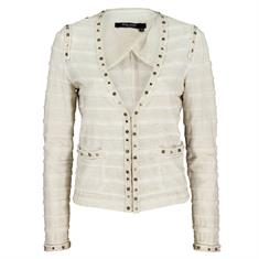 Marc Aurel blazer 33657000-092286 in het Beige