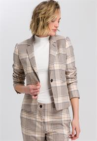 Marc Aurel blazer 3670-2020-24449 in het Beige