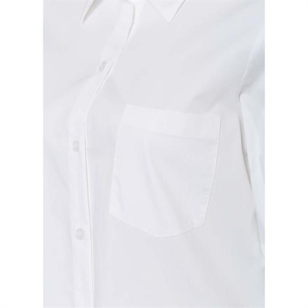 Marc Aurel blouse 60622008-92604 in het Wit