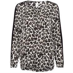 Marc Aurel blouse 63131000-92759 in het Kaky