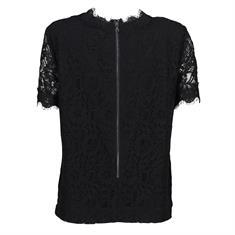 Marc Aurel blouse 63151010-92769 in het Zwart