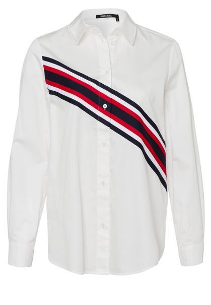 Marc Aurel blouse 6330-1004-92899 in het Roest