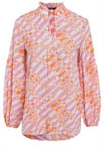 Marc Aurel blouse 6354-1001-92991 in het Roze