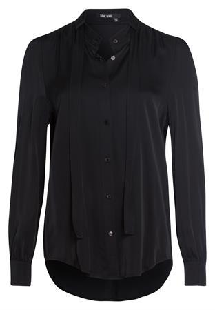Marc Aurel blouse 6392-1001-92638 in het Zwart