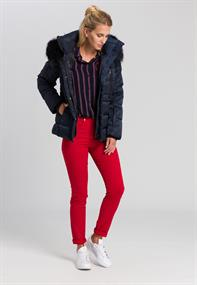 Marc Aurel blouse 6402-1000-92924 in het Donker Blauw