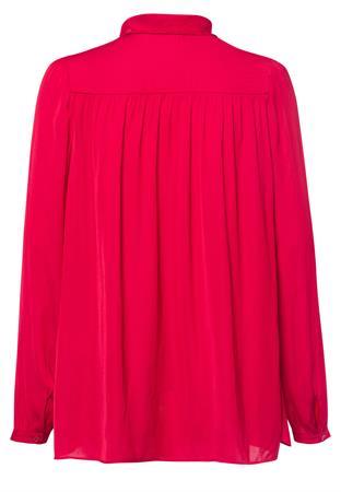 Marc Aurel blouse 6456-1000-93042 in het Rood