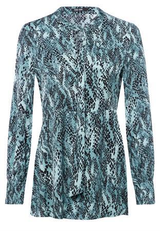 Marc Aurel blouse 6469-1000-93064 in het Groen