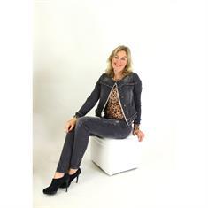 Marc Aurel jeans 1176-2302-92253 in het Grijs