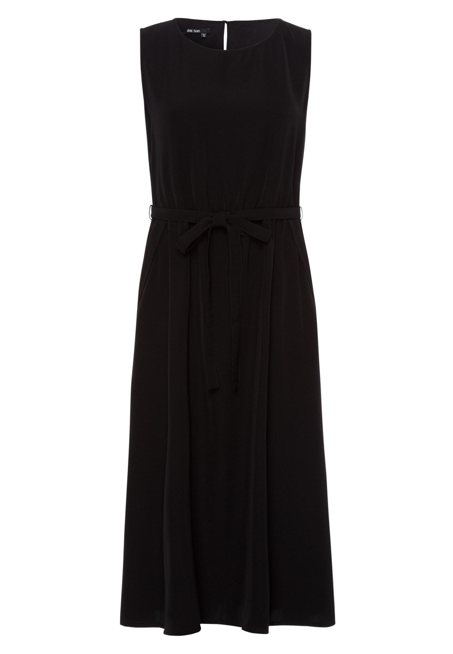 Marc Aurel jurk 6639-1000-92626 in het Zwart