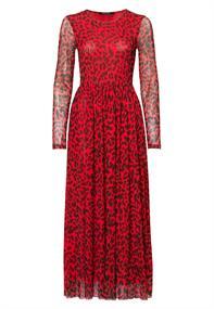 Marc Aurel jurk 6642-7001-73197 in het Rood